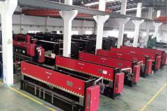 Numerical control planer Workshop